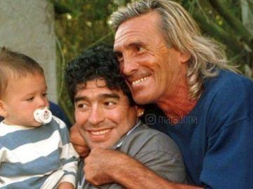 Maradona y Gatti