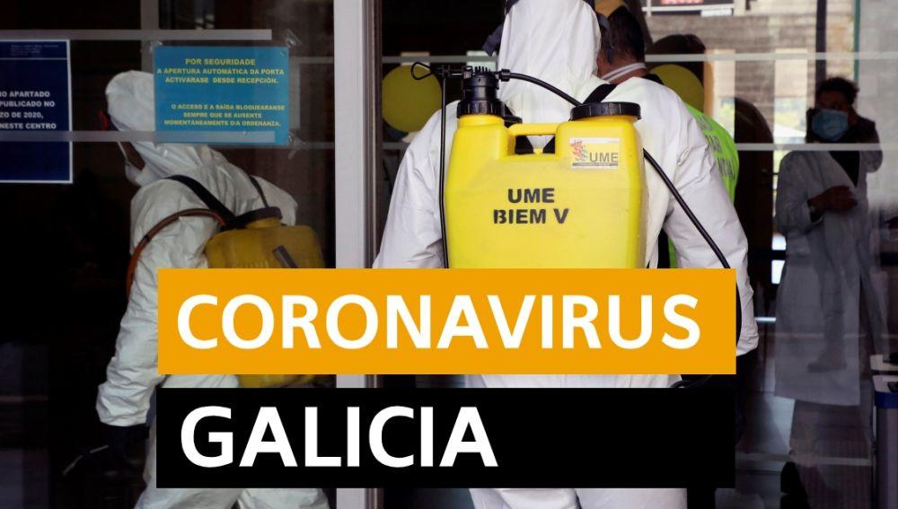 Coronavirus Galicia | Última hora del coronavirus en Galicia hoy, en directo