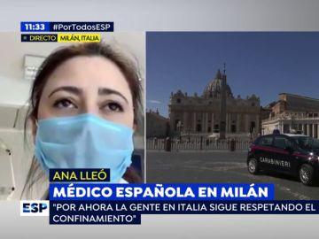 Médico italiano