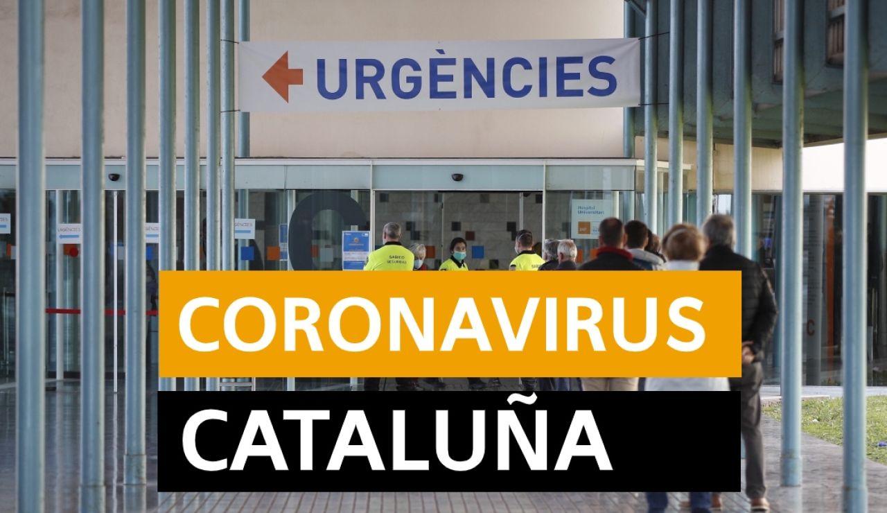 Coronavirus Cataluña | Última hora del coronavirus en Barcelona y Cataluña hoy, en directo