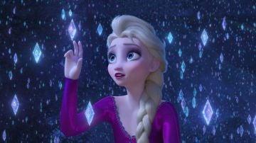 Elsa en 'Frozen 2'