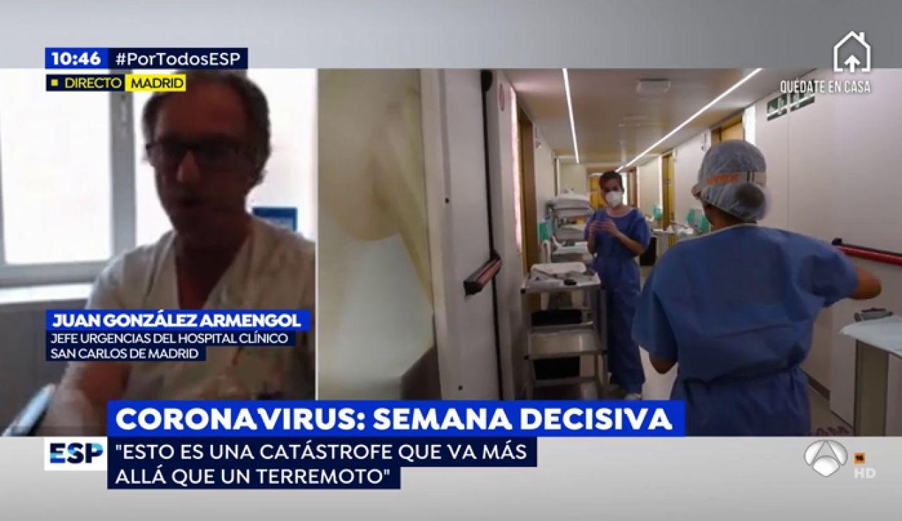 Crisis coronavirus.
