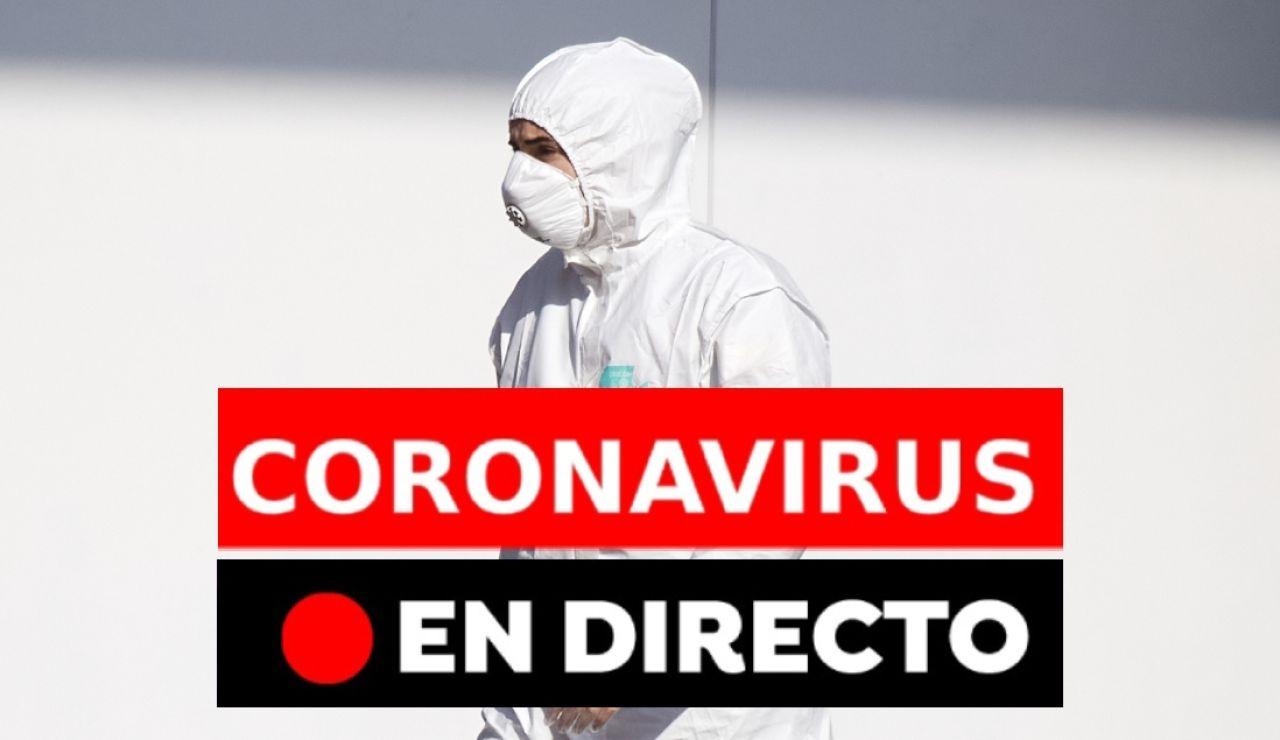 Coronavirus última hora | Nuevos casos infectados por coronavirus en España, Italia, China, Estados Unidos y el resto del mundo, en directo