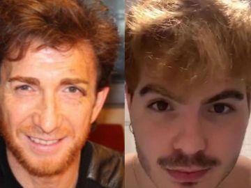 Los mejores memes del inesperado cambio de look de Dani Oviedo, de Gemeliers