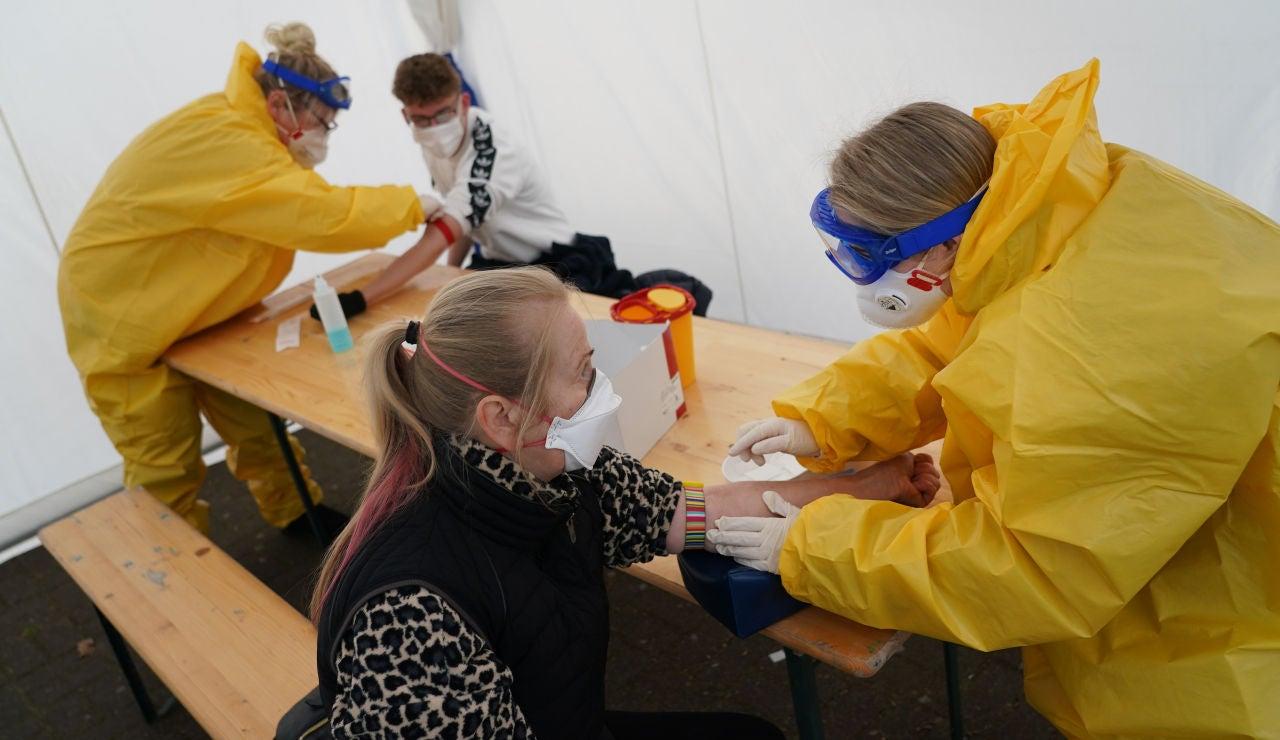 Coronavirus: ¿Cómo funcionan los test rápidos?