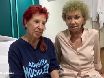 El mensaje desesperado de la 'abuela mochilera' y sus compañeras de viaje tras quedar atrapadas en Birmania por el coronavirus
