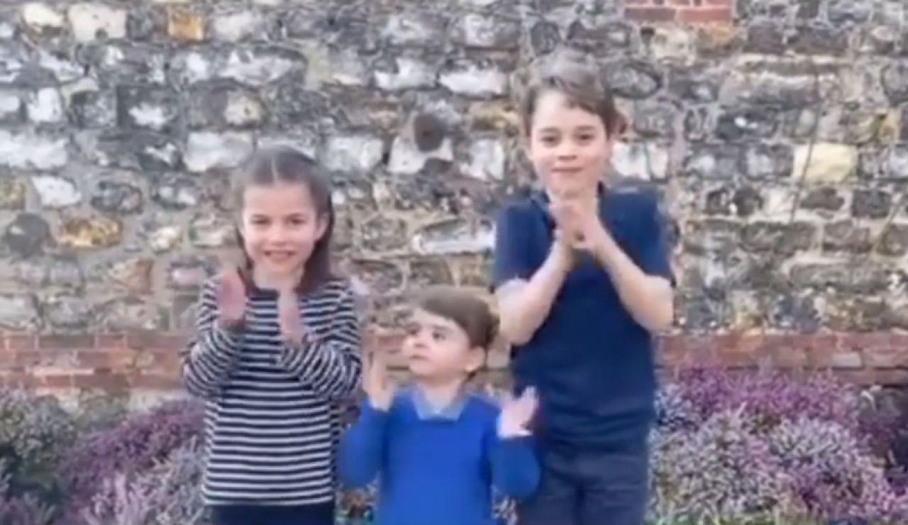 Los hijos de los Duques de Cambridge
