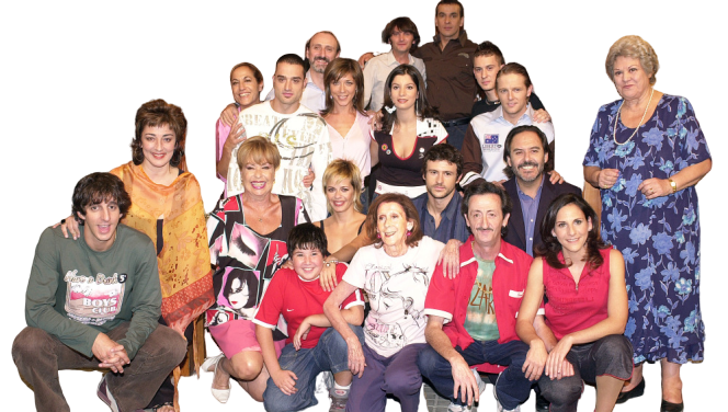 SERIES | Aquí no hay quien viva | Web oficial de la serie española ...