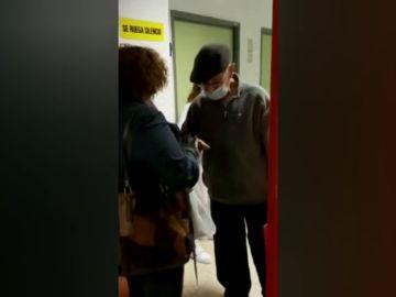 Un hombre de 86 años supera el coronavirus tras diez días ingresado en La Paz