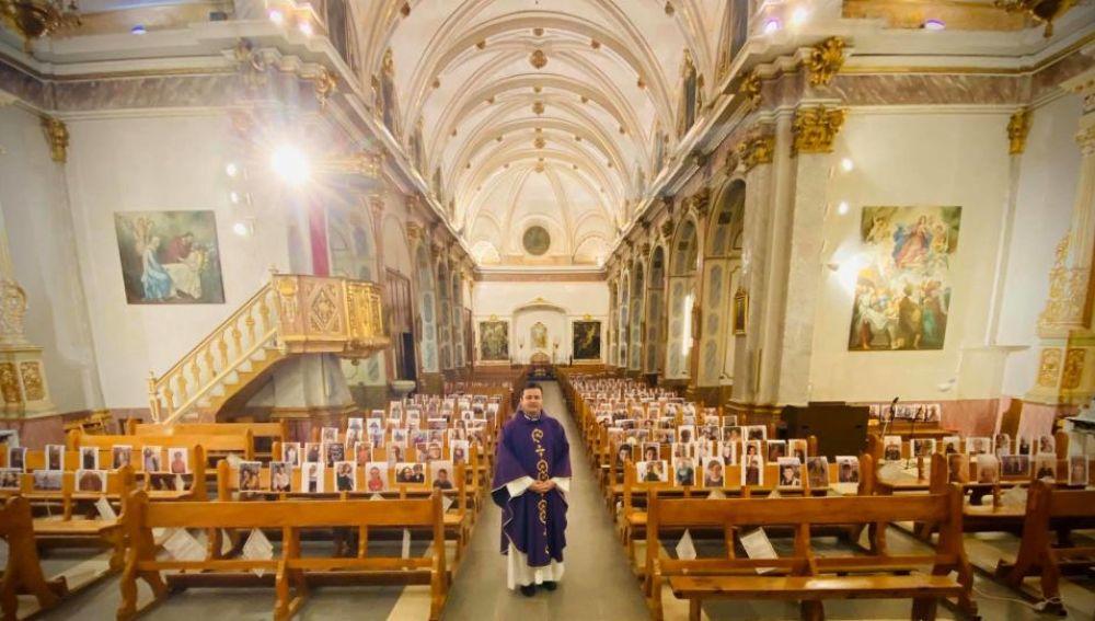 El párroco de Villar del Arzobispo