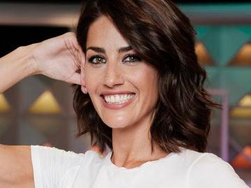 Laura Moure, presentadora de 'La ruleta de la suerte'