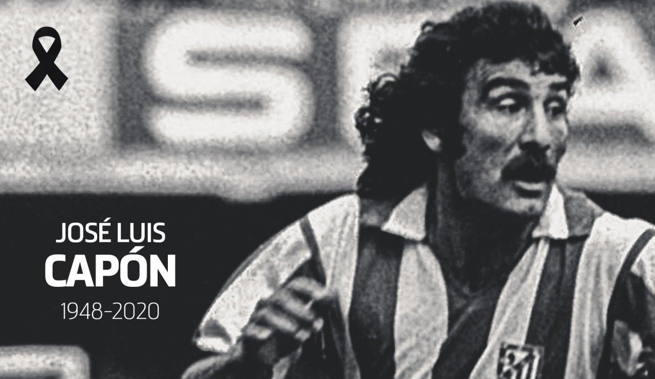 Muere José Luis Capón, leyenda del Atlético de Madrid