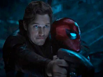 Star Lord y SpiderMan