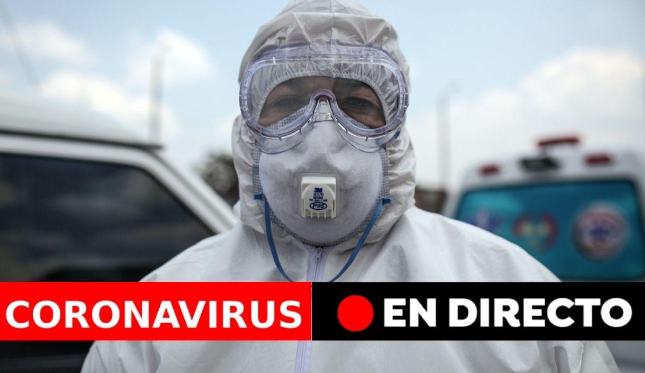 Coronavirus España: Última hora hoy, en directo