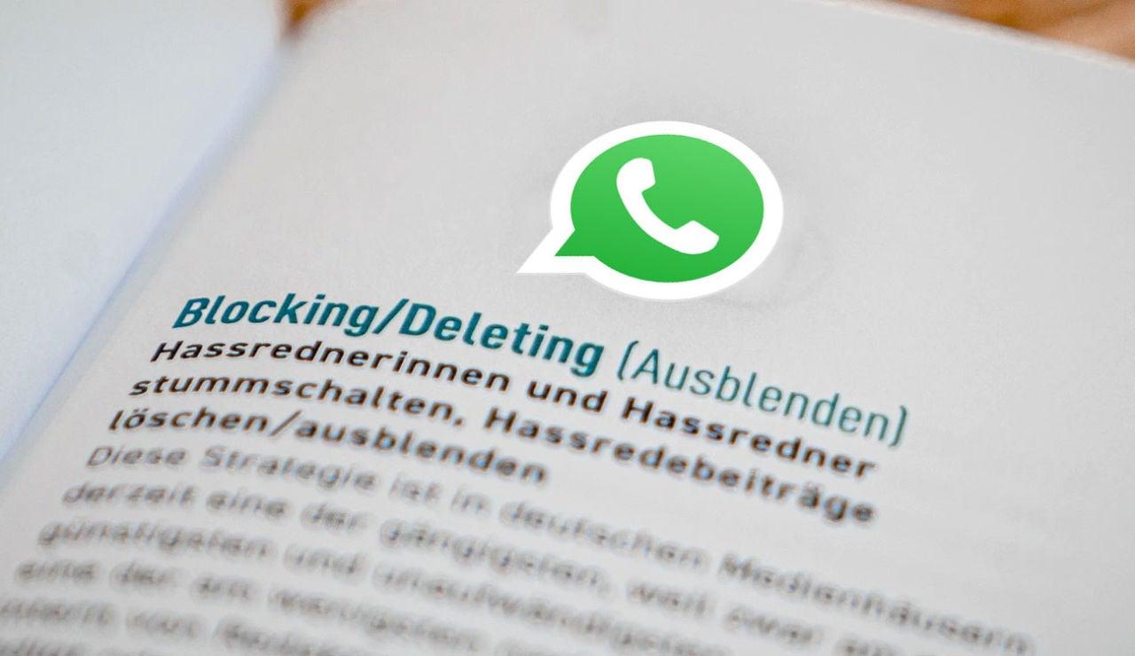 Stop bulos en WhatsApp