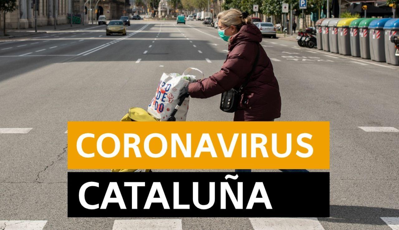 Coronavirus Cataluña: Última hora del coronavirus en Barcelona, Tarragona, Lleida, Girona hoy, en directo