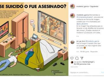 Instagram de @modesto_garcia