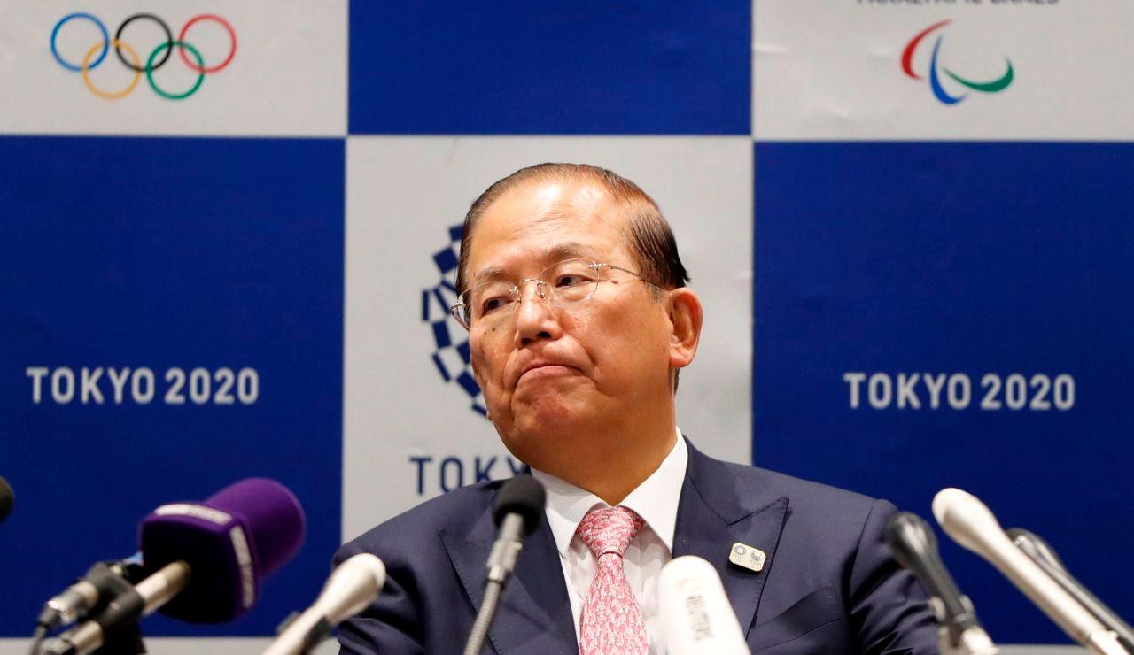 El responsable de Tokio 2020
