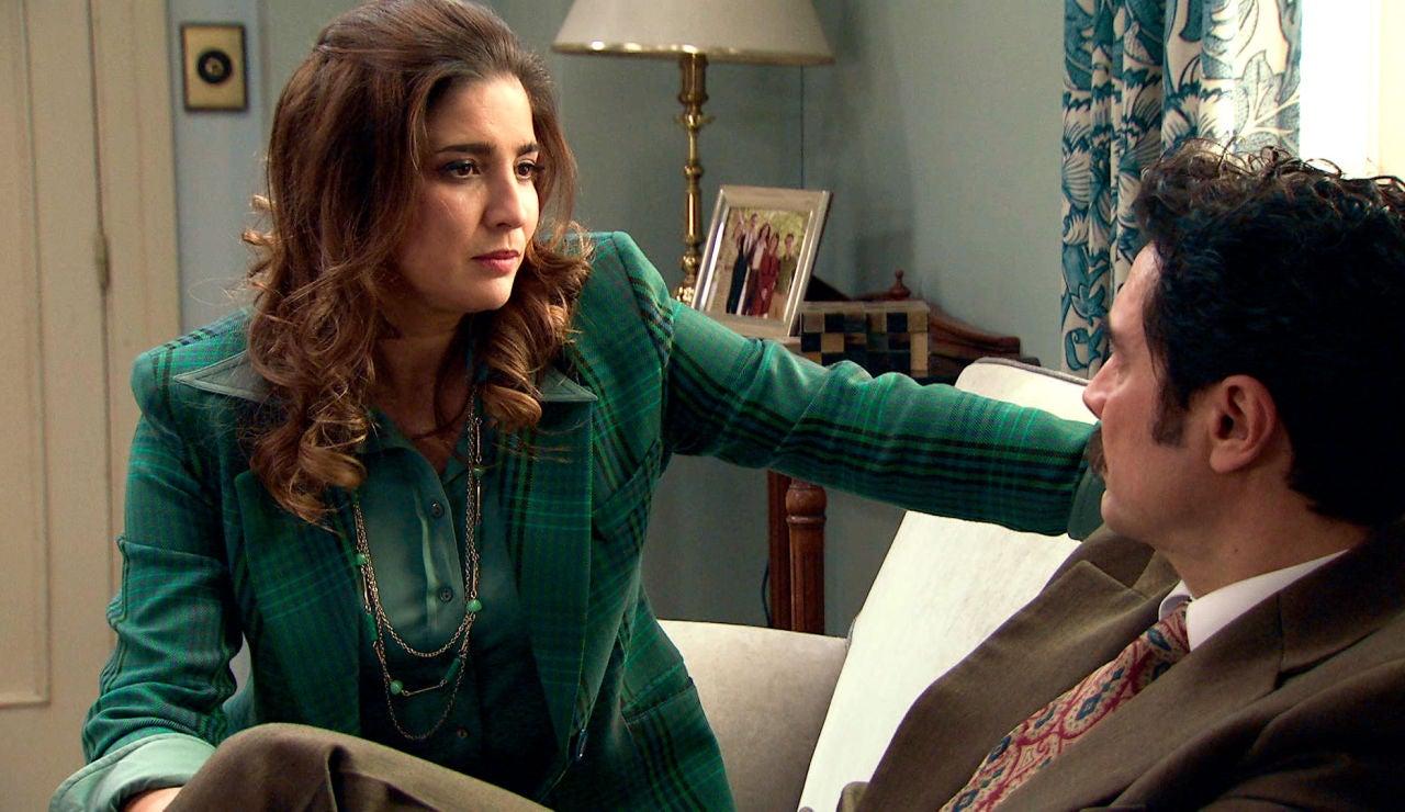El peligroso consejo de Irene a Armando para que recupere a sus hijos.