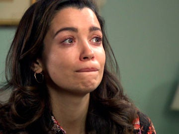 Amelia, desconcertada ante la drástica decisión de Sebas que lo cambiará todo con Luisita