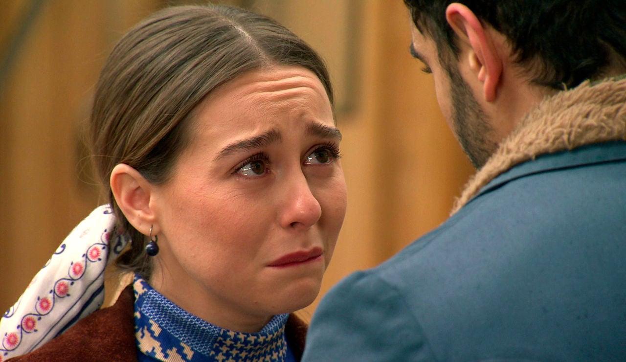 La conversación más difícil y honesta de Sebas y Luisita sobre su amor imposible