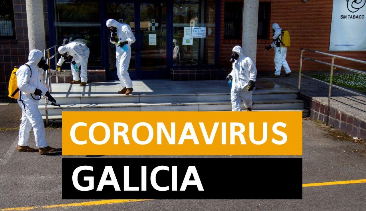 Coronavirus Galicia: Última hora del coronavirus en Ourense, Lugo, A Coruña y Pontevedra hoy, en directo