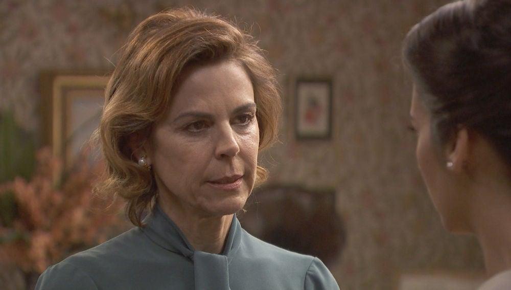Avance 'El secreto de Puente Viejo': Doña Begoña le planta cara a Manuela para que asuma su papel