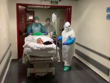 Mejora la situación en los hospitales por coronavirus