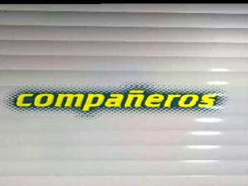 La cabecera de 'Compañeros' Interpretada por 'Los lunes que quedan'