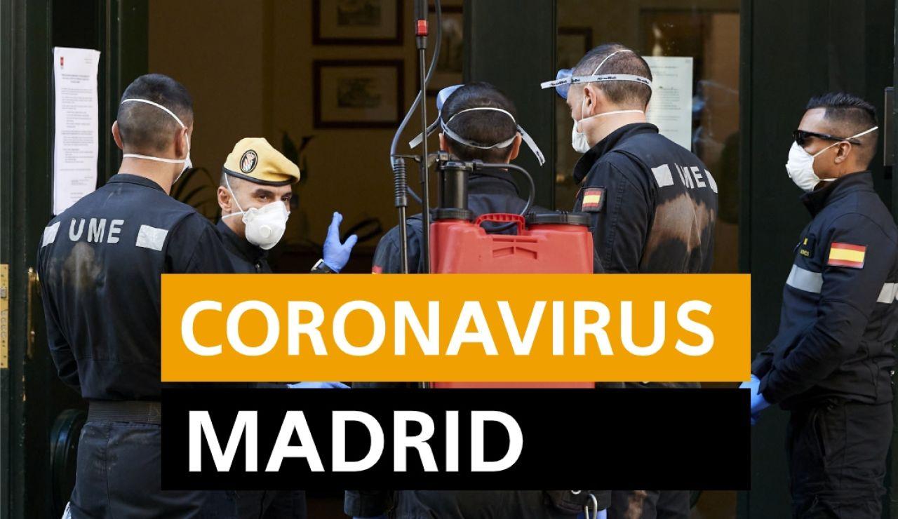 Coronavirus Madrid: Última hora del coronavirus en Madrid hoy, en directo
