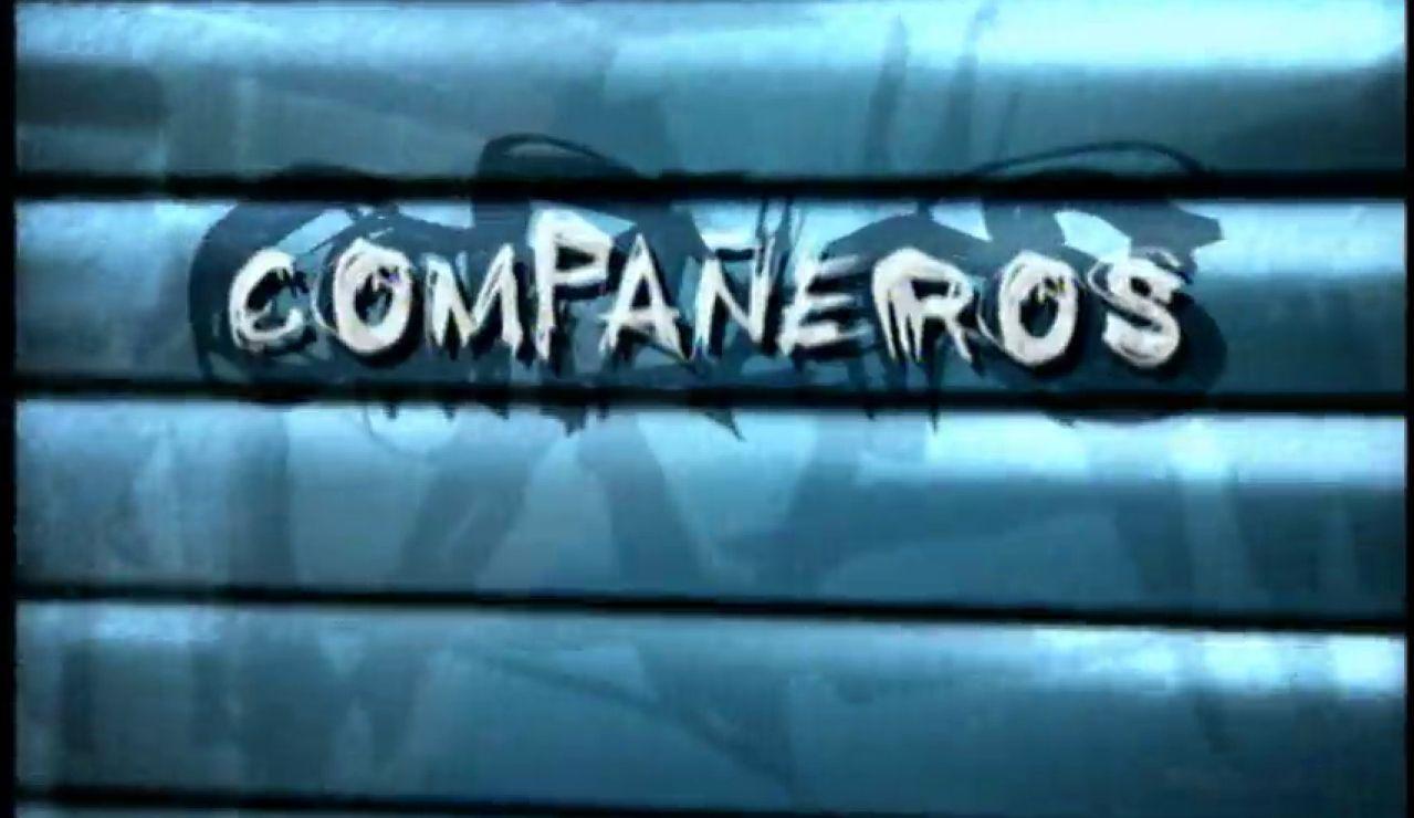 La cabecera de 'Compañeros' Interpretada por Marte Menguante