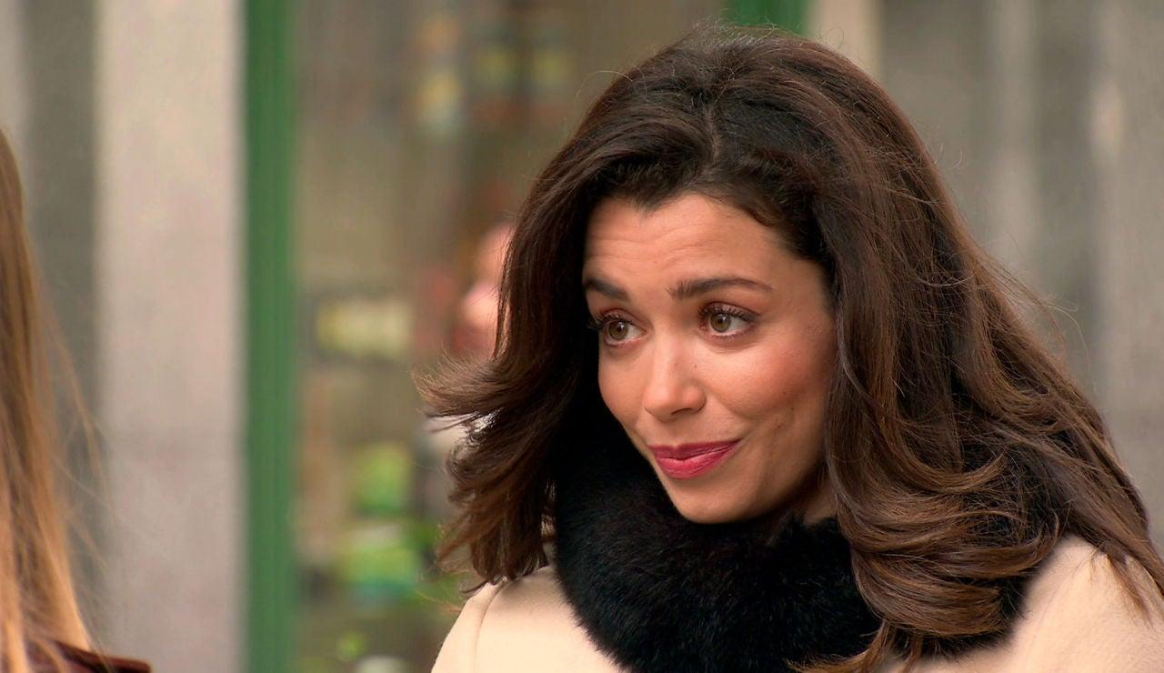 Amelia se queda en Madrid para luchar por el amor de Luisita