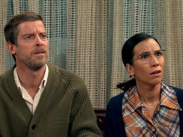 Marcelino y Manolita se enfrentan al duro secreto de Marisol