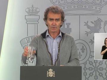 Fernando Simón, posible positivo en coronavirus