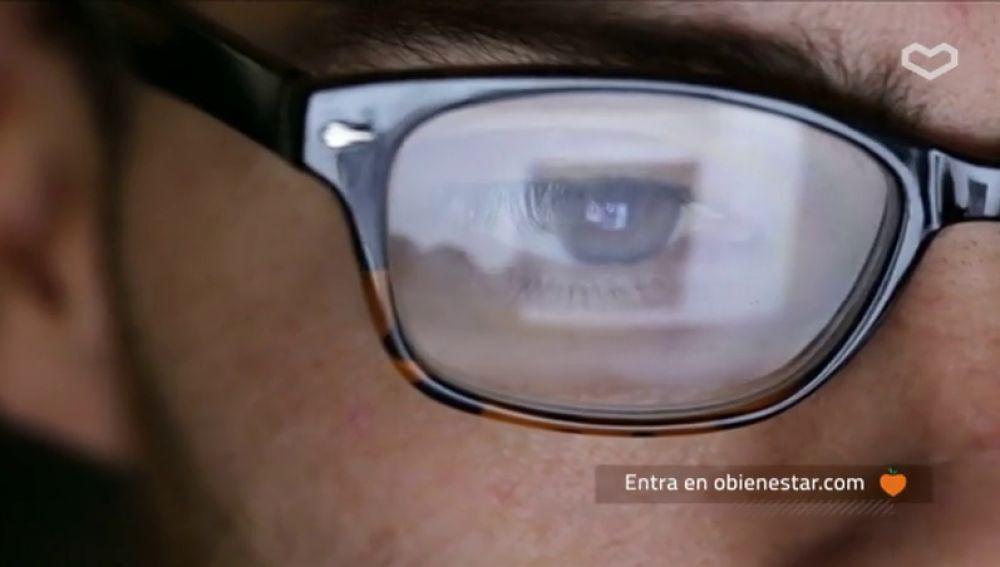 Protege tus ojos frente a las pantallas