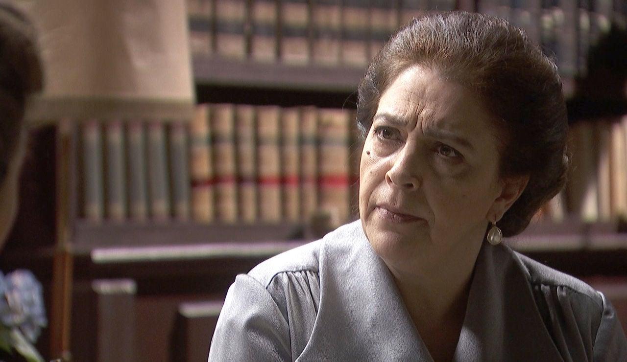 'El secreto de Puente Viejo': Francisca y Emilia enfrentadas, ¿comienzan una guerra sin fin?