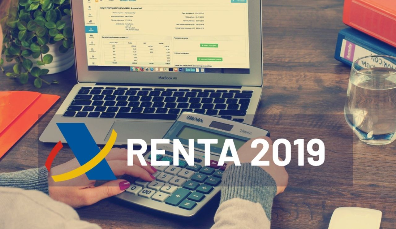 Renta 2019: Las claves de la declaración de la renta durante la crisis del coronavirus