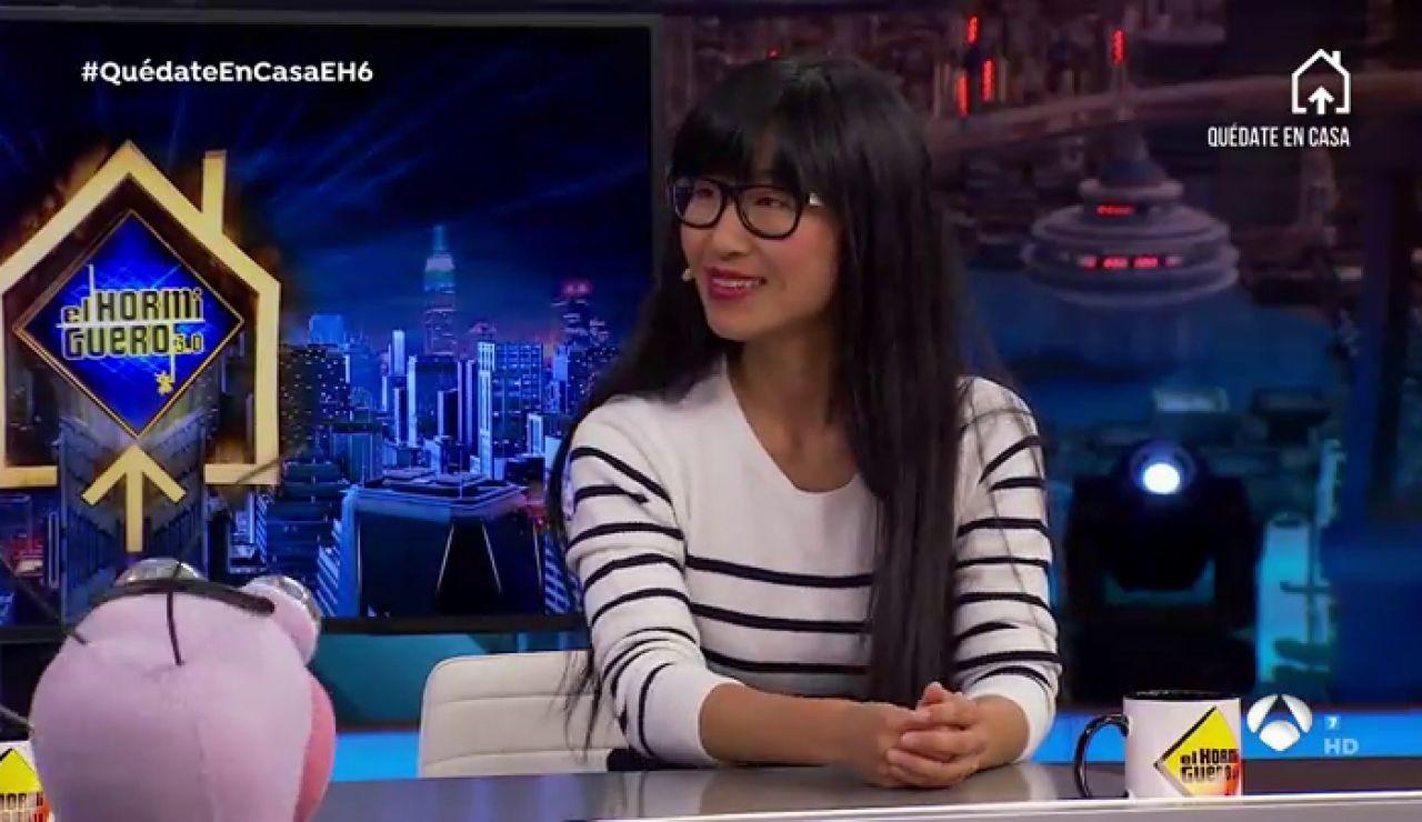 'El Hormiguero 3.0' mira al futuro con Yibing: ¿Cómo está volviendo China a la vida normal?