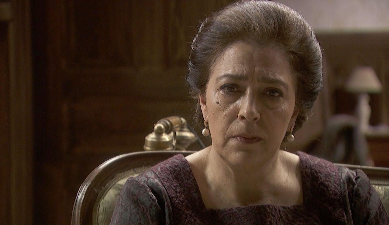 'El secreto de Puente Viejo': El delicado tema que ha hecho llorar a Francisca Montenegro