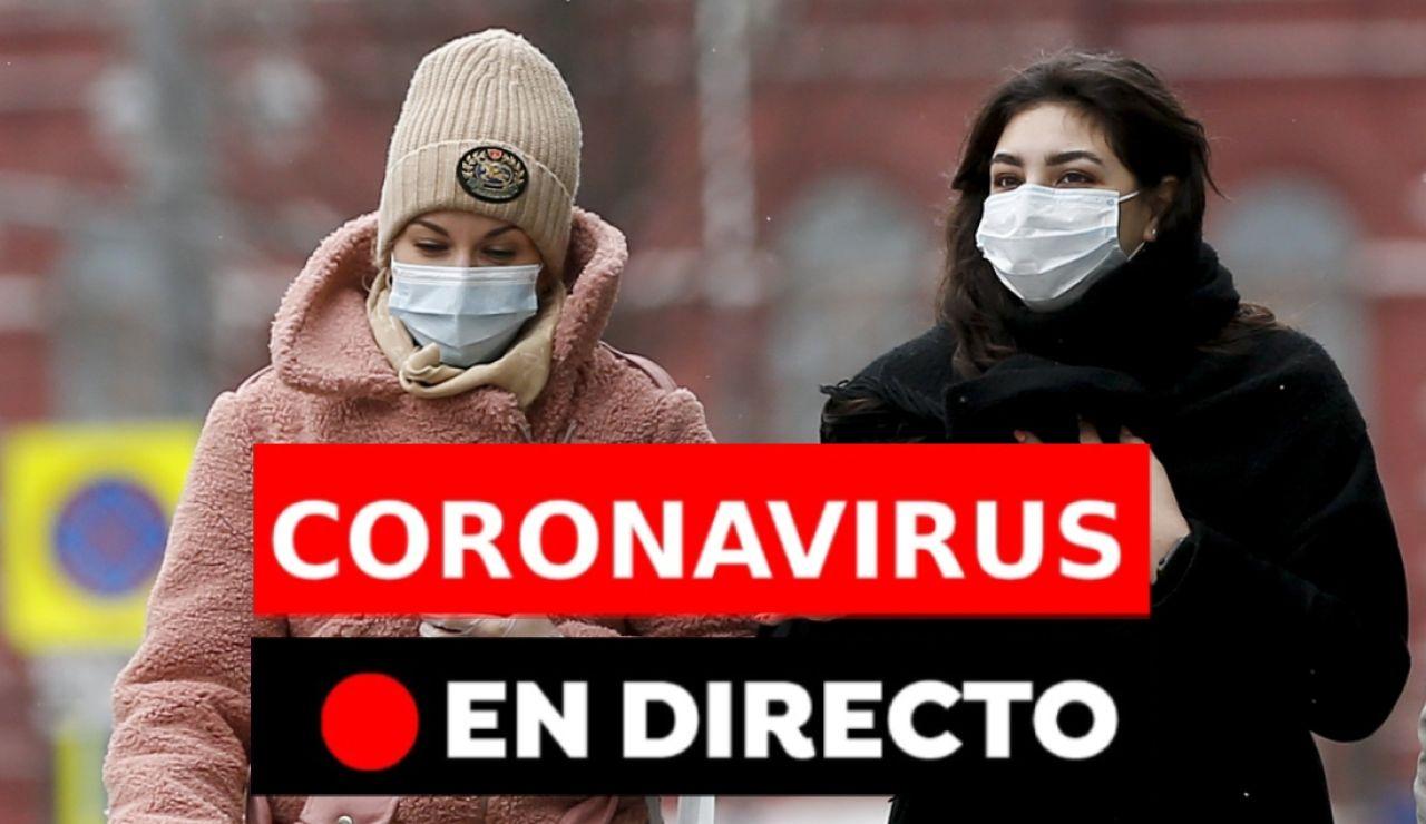 Coronavirus España: Nuevos casos y noticias de hoy, última hora en directo | Última hora coronavirus