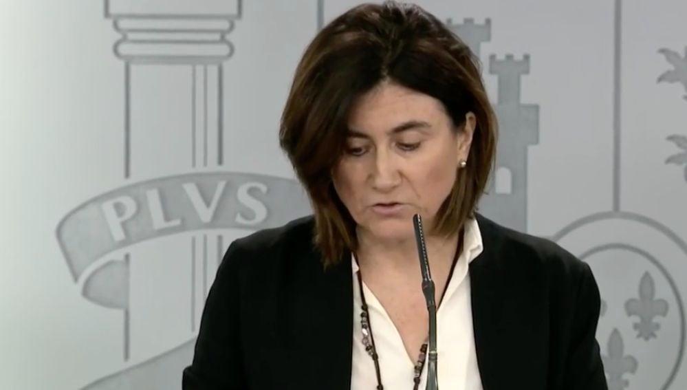María José Sierra, doctora en el comité de seguimiento del coronavirus