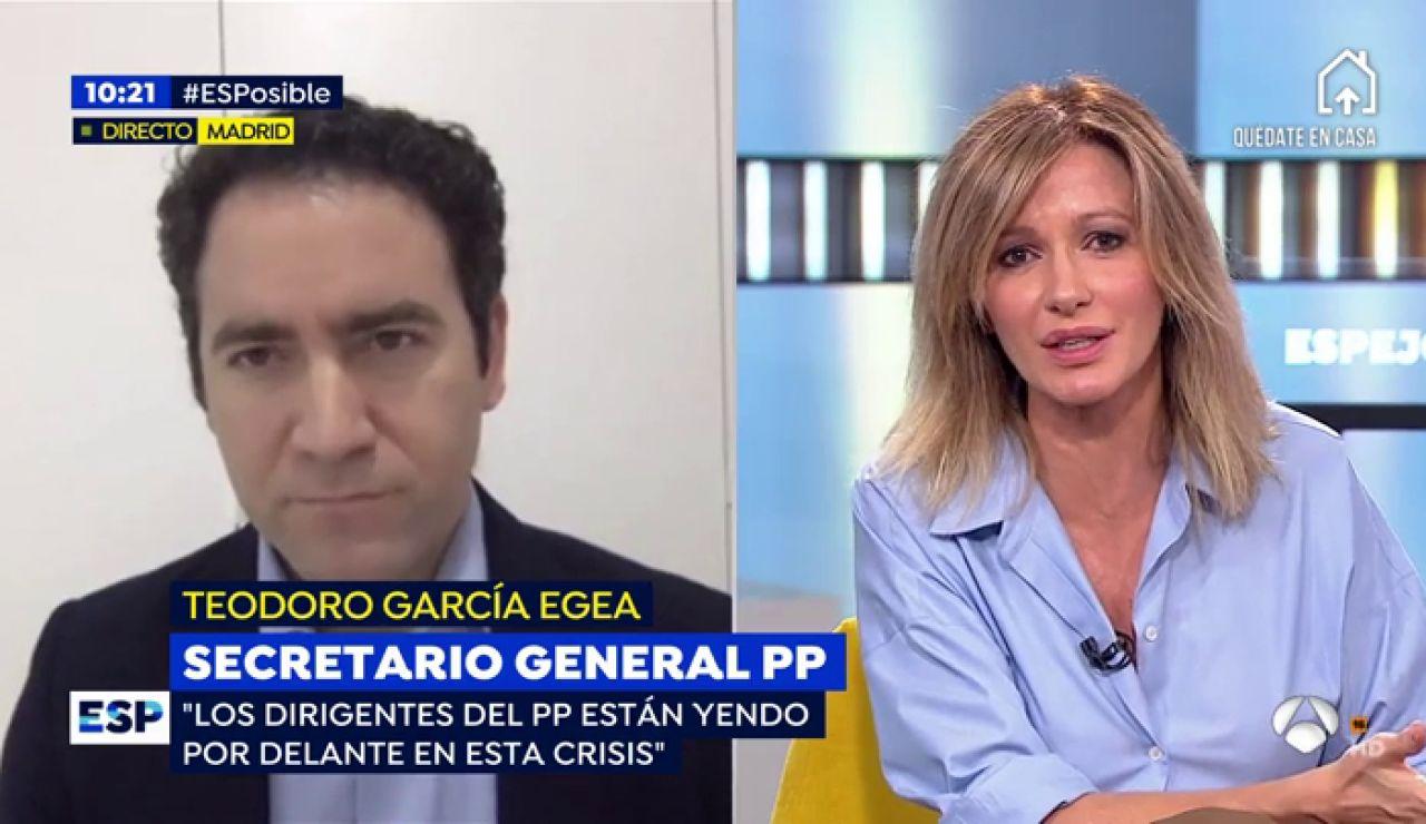 Teodoro García- Egea.