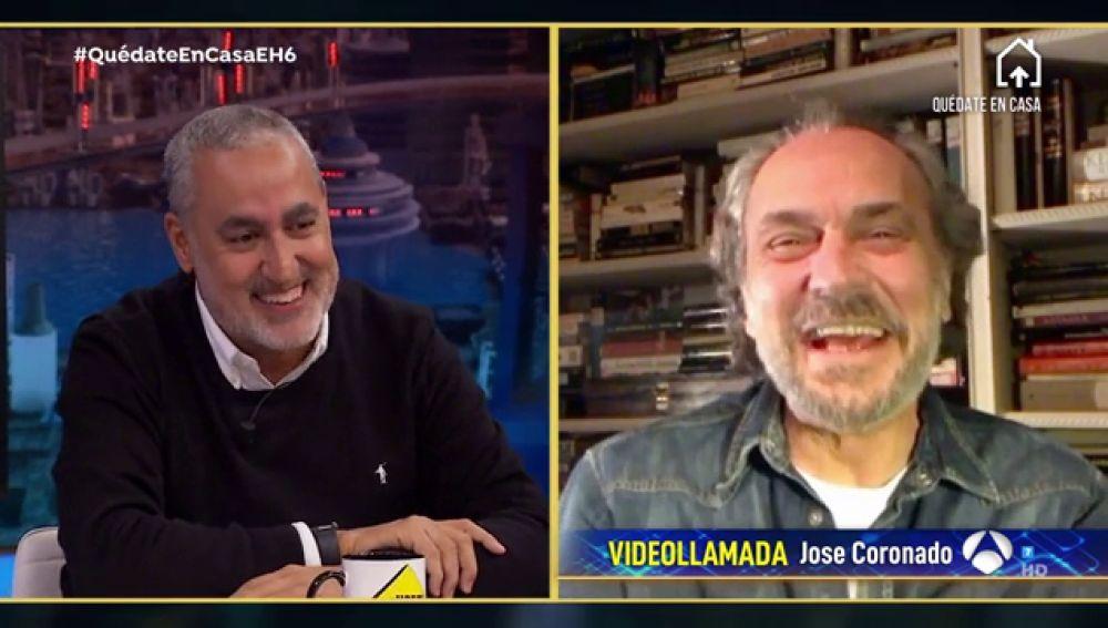 Jorge Salvador explica de dónde viene la canción de su cabecera en 'El Hormiguero 3.0'