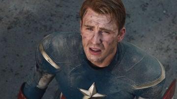 Capitán América no da crédito