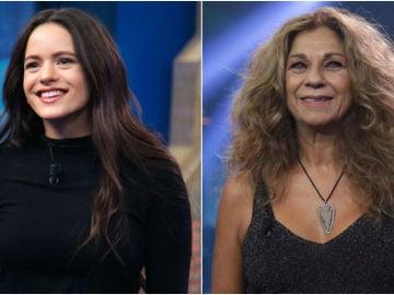Rosalía y Lolita, en 'El Hormiguero 3.0. Quédate en casa'