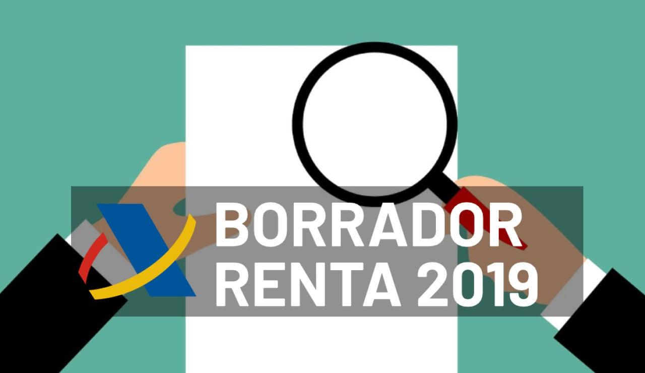 Renta 2019: Cómo solicitar el borrador de la declaración de la renta