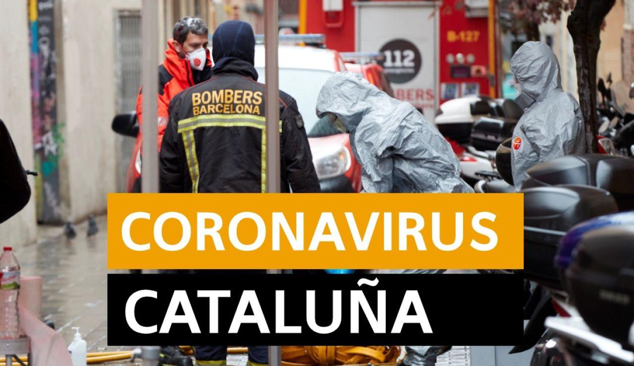 Coronavirus Barcelona hoy: Última hora Cataluña, en directo