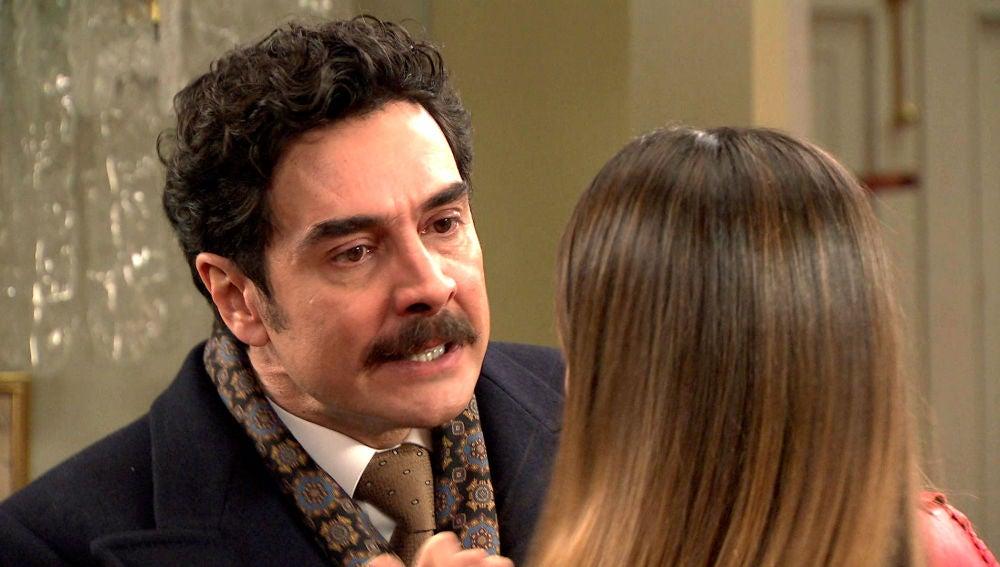 Armando desata toda su maldad contra Inma