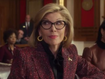 Diane Lockhart en la temporada 4 de 'The Good Fight'