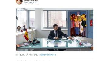 Tuit de @anuska_truska